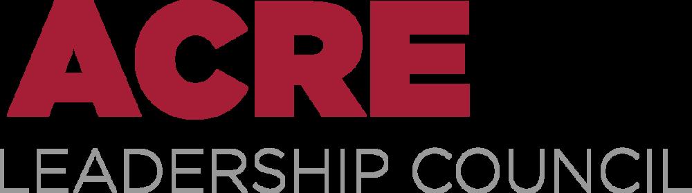 ACRE Leadership Council Logo