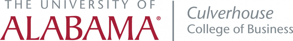 University of Alabama Culverhouse College of Business Logo