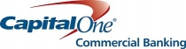 Capital One Commercial Banking Logo