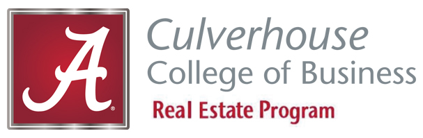Culverhouse College of Business Real Estate Program Logo