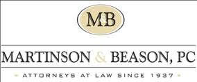 Martinson & Beason, PC Logo