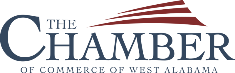 The Chamber of Commerce of West Alabama Logo