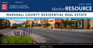 Marshall County home sales increase again in June